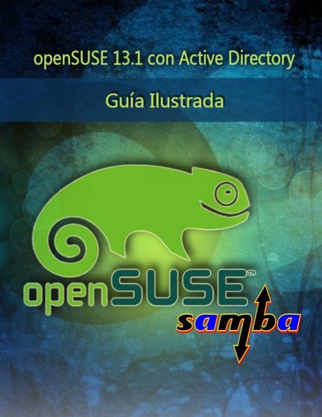 openSUSE 13.1 con Active Directory Guía Ilustrada